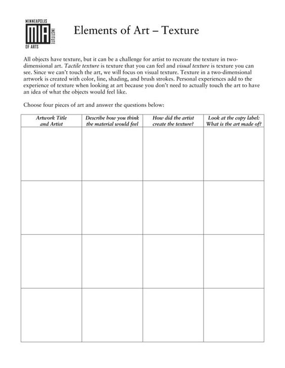 Worksheet Teachers Curriculum Institute Worksheets elements of art minneapolis and student centered resources on education worksheets elementary assessments curriculum teaching te