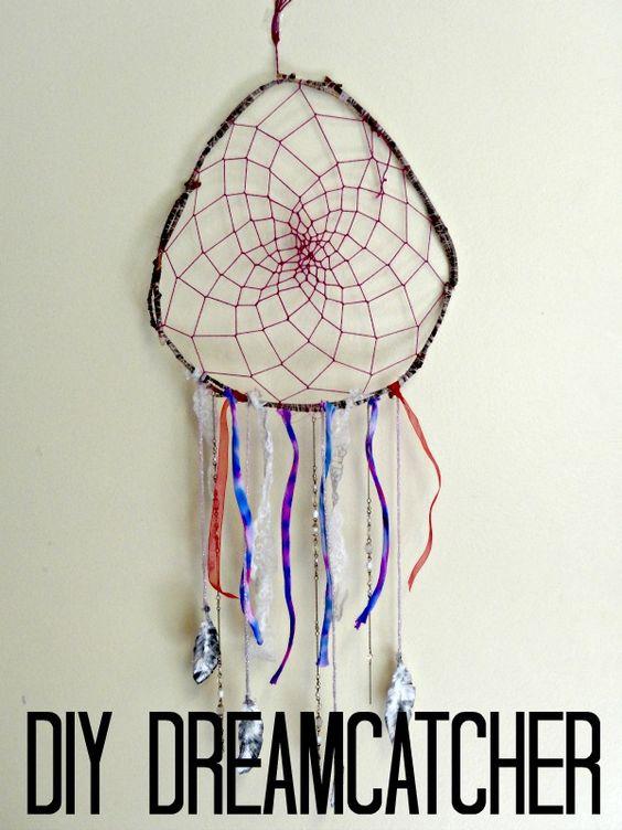 Pinterest the world s catalog of ideas for How do u make a dreamcatcher