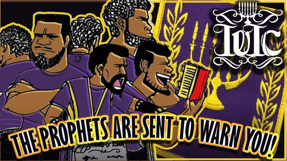 The Israelites: The Prophets Are Sent to WARN YOU!