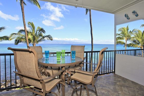 Our condo at Noelani Resort in Maui <3