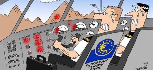 Crise da dívida: BCE cai na armadilha italiana | VoxEurop.eu: atualidade europeia, ilustrações e revistas de imprensa