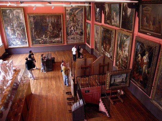 Дом-музей Гюстава Моро1: