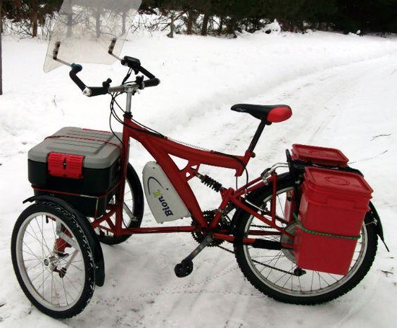 Bionx Winter Trike | Bike Shop Hub