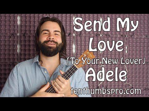 Ukulele, Adele and My love on Pinterest