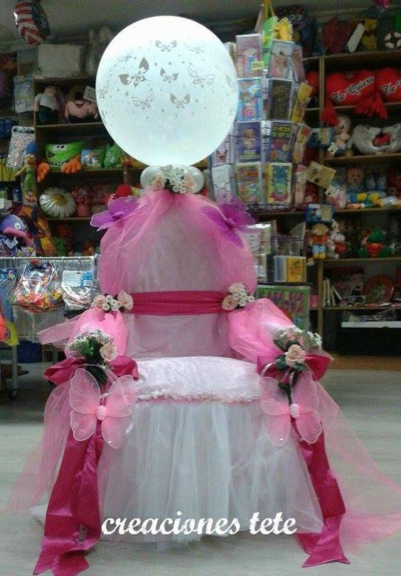 silla decorada para fiesta 15 15 a os pinterest fiestas