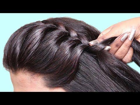 Very Easy Hairstyles For Medium Hair 2019 Girls Youtube Easy Hairstyles Very Easy Hairstyles Medium Hair Styles