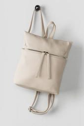 The Laura Backpack is the perfect accessory for travel or even to the grocery store! Thanks Francesca's!