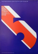 AIAP | Fondo Silvio Coppola | Biblioteca | Five British Graphic Designers