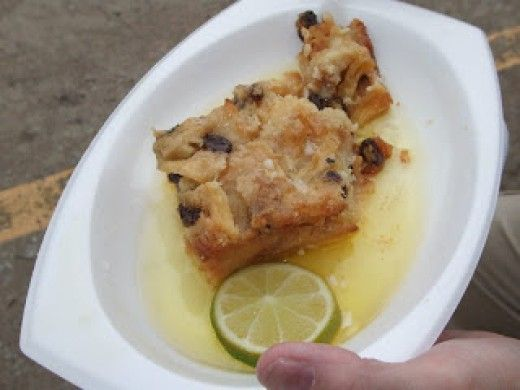 http://pairadice.hubpages.com/hub/Tequila-Bread-Pudding-with-Tequila-Butter-Sauce