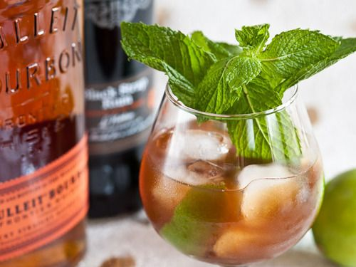 bourbon cocktail recipes for fall!