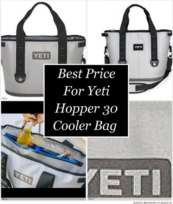 Best Price For Yeti Hopper 30 Cooler Bag