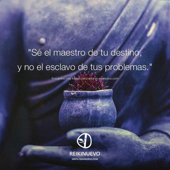 Maestro de tu destino http://reikinuevo.com/maestro-de-tu-destino/