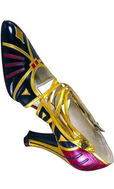 Hellstern & Sons #shoe C.1920s