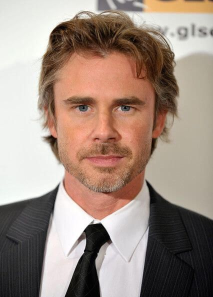 Sam Trammell - American actor, Sam Merlotte of True Blood