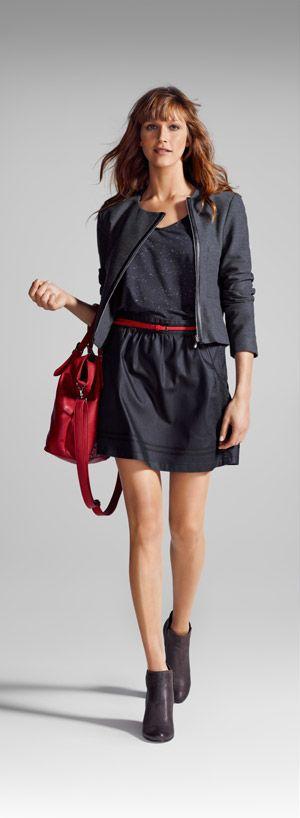 en noir camaieu pret a porter femme et vetement mode en ligne mode by manue
