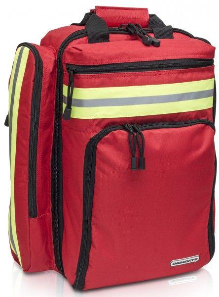 Elite BagsSUPPORTER Notfallrucksack Kompakter Notfallrucksack für den First-Responder-Einsatz. Variable Netz- und Klarsichtfächer sorgen dabei für beste...