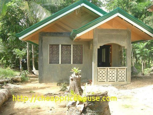 2495 Small House Design Philippines Simple House Design Small