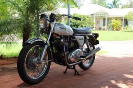 1974 norton 850 comando