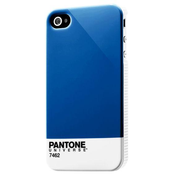 Peter's of Kensington | Pantone - iPhone 4 Cover Blue