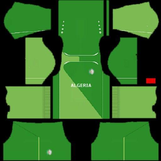 Kits Algeria Bar Chart Algeria Chart