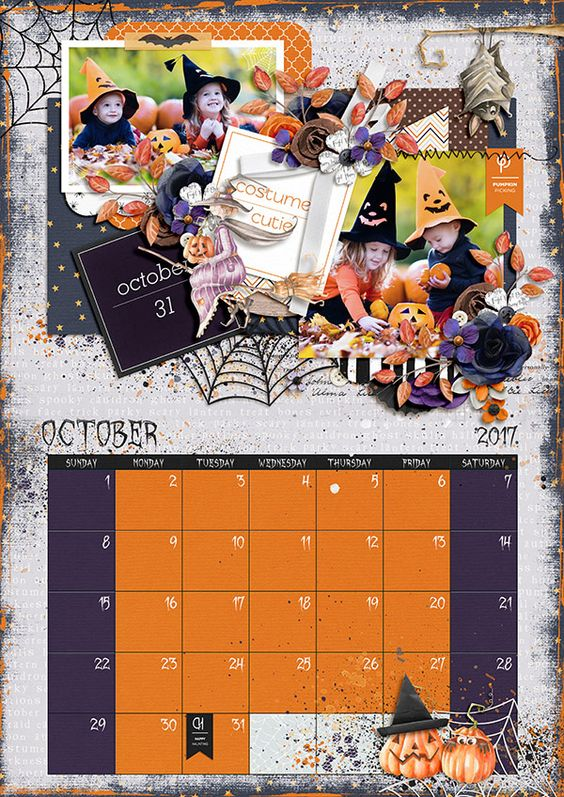 October 2017 - Scrapbook.com