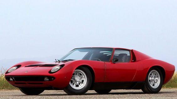 1968 Lamborghini Miura P400-$790,000.