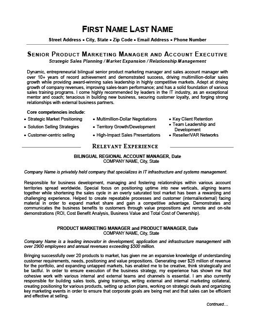 Sales Representative Resume Template Premium Resume Samples Example Manager Resume Resume Template Resume