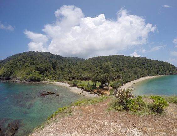 Mu Koh Lanta National Park - the best views on the entire island. Beware of the monkeys!!