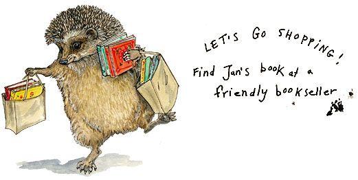 Author, Jan Brett, printables | Jan Brett | Pinterest | Student ...