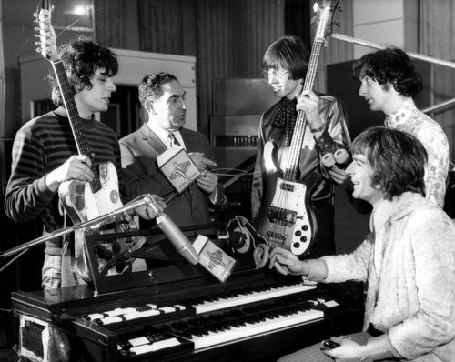 Pink Floyd with Syd Barrett