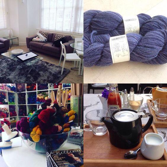 New blog post up on knackeredpsycho.com - the story of the best yarn weekend ever! #yarnaddict #bestweekendever #thisisthelife #loop #iknitlondon #yarnporn #knittersofinstagram #crochetersofinstagram by knackeredpsycho