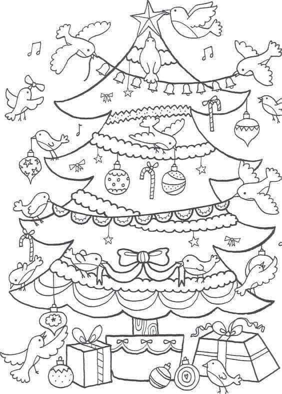Pin Von Wioletta Gadzina Auf Przedszkole Ausmalbilder Weihnachten Weihnachtsmalvorlagen Ausmalbilder