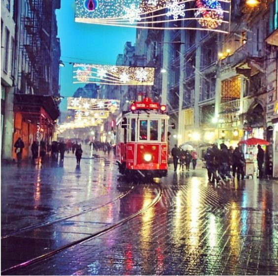 Taksim. Turkey