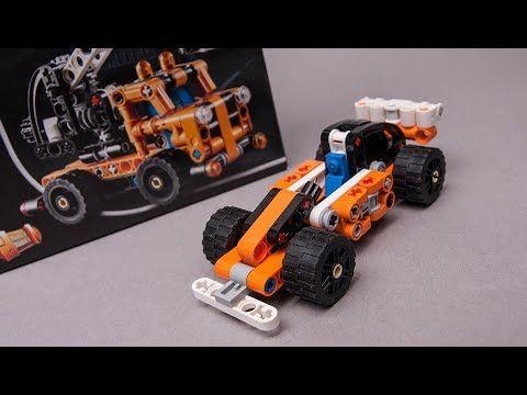 Lego Technic Tutorial For 42088 C Model Formula 1 Car Moc