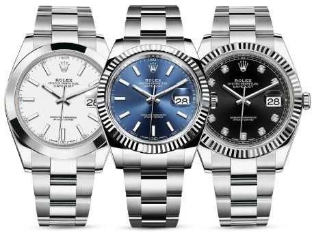 Rolex Datejust Collection 2017