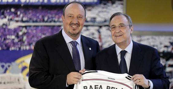 "Rafa Benítez: ""Es un día emocionante, volver a mi casa"" (#Video) #España http://fb.me/1OawWCp4v"