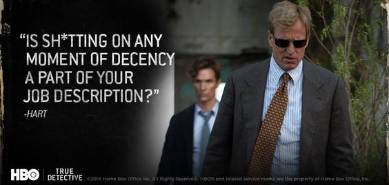 True Detective, Woody Harrelson