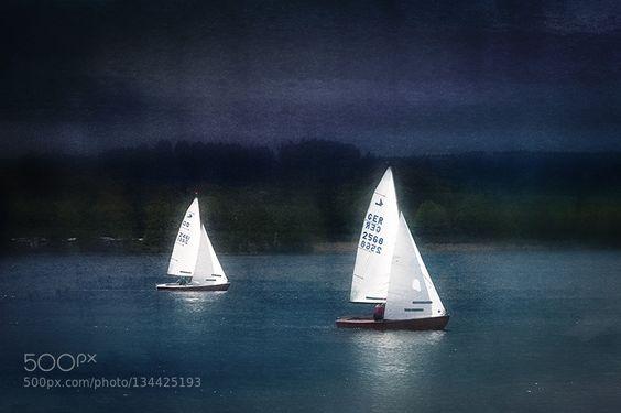 GER 2568 - Pinned by Mak Khalaf Fine Art Free State of Bavariabavariabayernboatbootgermanylakeogaxxsailingschiffsegelnsegelschiffshipstaffelseewasserwater by AxelHoffmann