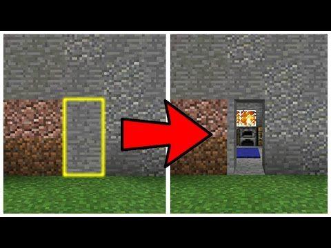 Mcpe Hidden Doors Minecraft Pocket Edition Hidden Doors Resource