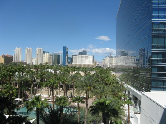 Vegas baby, looking over the Hard Rock Hotel pool #3dn #wvbootcamp #ysbh
