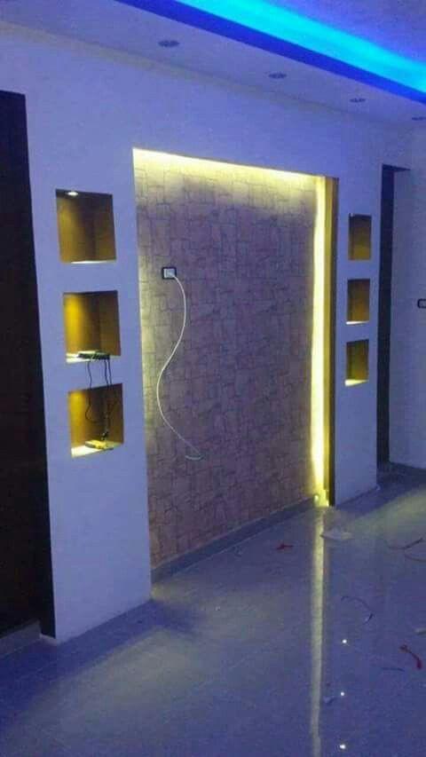Pin By Ahmed Alaa On Artesanato Ceiling Design False Ceiling Design Tv Unit Decor