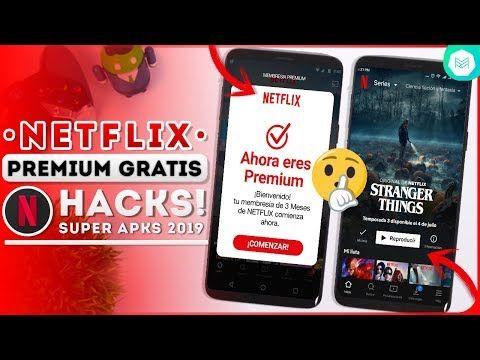 Nuevo Netflix Gratis 2019 Disfrutar Películas Series Anime Y Tv Como Tener Gratis Netflix 2019 Youtu Trucos Para Celulares Netflix Trucos Para Teléfono