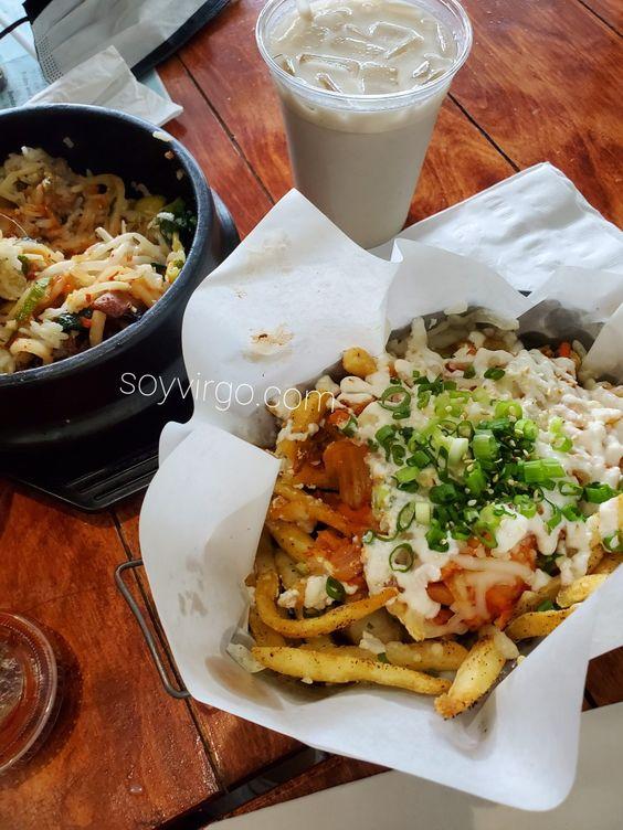 MEXICAN VEGAN KOREAN FOOD SOYVIRGO.COM