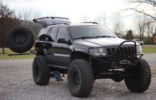 Crawl Haul Jeep Wj Jeep Zj Jeep Grand Cherokee Zj
