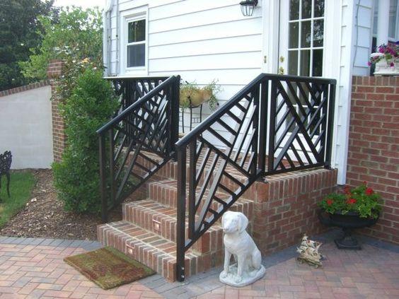 Best Aluminum Chippendale Railing Outdoors Gardening 400 x 300