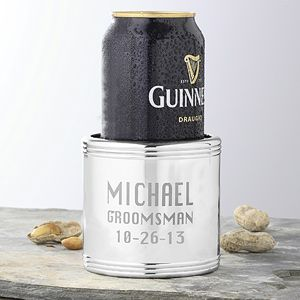 Create lasting Wedding memories with the My Big Chill Personalized Can Cooler. Find the best personalized wedding gifts at PersonalizationMall.com