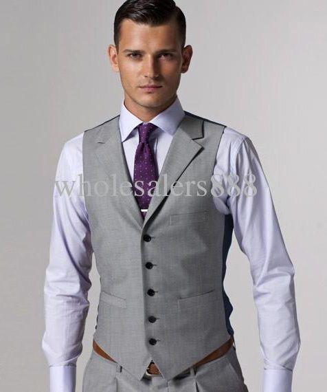 I like the light purple shirt with dark purple tie | You may kiss