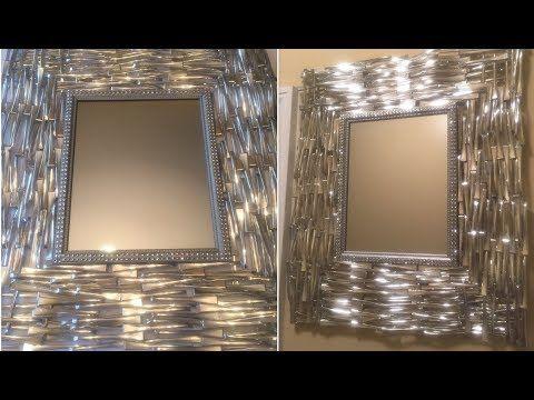 Dollar Tree Michael S Diy Easy Decorative Wall Mirror Youtube