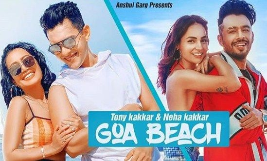 Goa Beach Lyrics In English Hindi Tony Kakkar Neha Kakkar 2020 In 2020 Beach Songs Beach Lyrics Beach Song Lyrics