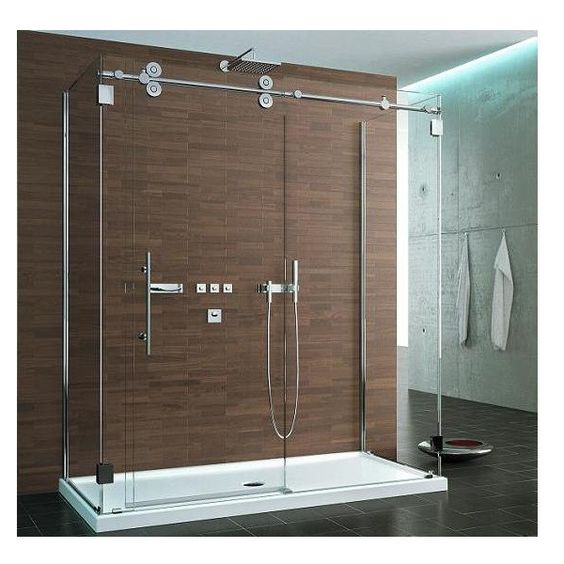 Nice Bathroom Cabinets Secaucus Nj Tiny Hollywood Glam Bathroom Decor Round Bathroom Faucets Lowes Venting Bathroom Exhaust Fan Through Gable Vent Youthful Waterfall Double Sink Bathroom Vanity Set RedTile Designs Small Bathrooms Glass Showers | ... Sided Symmetry Kinetik Hardware Systems ..
